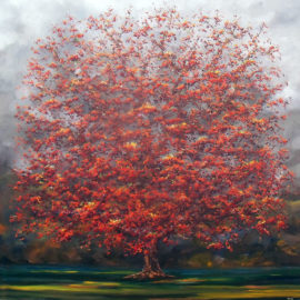 LECOURTOIS_Le grand arbre rouge